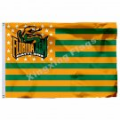 FAMU Rattlers Flag 3ft X 5ft Polyester NCAA Banner Florida A&M Rattlers Flying S