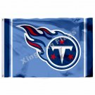 Tennessee Titans Column Flag 3ft X 5ft Polyester NFL Tennessee Titans Banner Fly