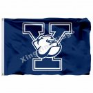Yale Bulldogs Flag 3ft X 5ft Polyester NCAA Banner Yale Bulldogs Flying Size No.