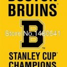 Boston Bruins Stanley Cup Champions 1941 Flag 3ft X 5ft Polyester NHL Team Banne
