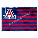 Arizona Wildcats Nation Flag 3ft X 5ft Polyester NCAA Banner Arizona Wildcats Fl