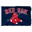 Boston Red Sox Flag 3ft x 5ft Polyester MLB Boston Red Sox Banner Flying Size No