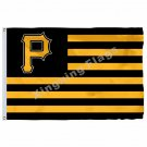 Pittsburgh Pirates Stripe Flag 3ft x 5ft Polyester MLB Montreal Expos Banner Fly