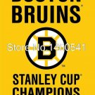 NHL Boston Bruins Stanley Cup Champions 1970 Flag 3ft x 5ft Polyester NHL Team B