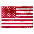 Houston Rockets Nation Flag 3ft X 5ft Polyester NBA1 Houston Rockets Banner Flyi