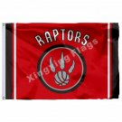 Toronto Raptors new Flag 3ft x 5ft Polyester NBA Toronto Raptors Banner Flying S