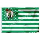 Boston Celtics Nation Flag 3ft X 5ft Polyester NBA1 Boston Celtics Banner Flying