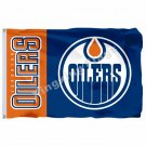 Edmonton Oilers Stanley Flag 3ft x 5ft Polyester NHL Banner Flying