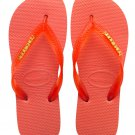 Havaianas Top Metallic Logo  Brazil Women Flip Flop Sandals Colors
