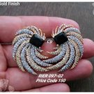 High Quality Indian Bollywood Ethnic Wedding Partywear Earrings rT309
