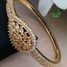 Cz Traditional High Quality Indian Bollywood Ethnic Wedding Bangle Bracelet Bp6