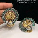 High Quality Bollywood Fashion Partywear Designer Jhumka Earrings q637