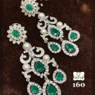 High Quality Indian Bollywood Fashion Partywear Designer Earrings p244