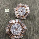 Cz High Quality Indian Bollywood Ethnic Partywear Fashion Studs Earrings ph823