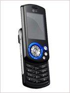 LG KE600 (Black / Lite Pack) - Unlocked GSM Phone