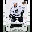 2015-16 MVP Hockey  Silver Script Parallel  #7  Drew Doughty