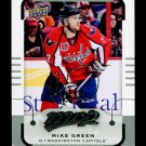 2015-16 MVP Hockey  Silver Script Parallel  #50  Mike Green