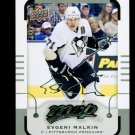 2015-16 MVP Hockey  Silver Script Parallel  #103  Evgeni Malkin