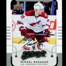 2015-16 MVP Hockey  Silver Script Parallel  #36  Mikkel Boedker