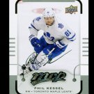 2015-16 MVP Hockey  Silver Script Parallel  #125  Phil Kessel