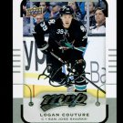 2015-16 MVP Hockey  Silver Script Parallel  #151  Logan Couture