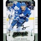2015-16 MVP Hockey  Silver Script Parallel  #138  Tyler Bozak