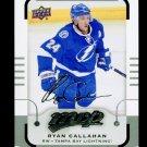 2015-16 MVP Hockey  Silver Script Parallel  #41  Ryan Callahan