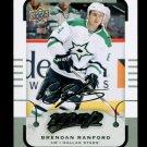 2015-16 MVP Hockey  Silver Script Parallel  #185  Brendan Ranford  RC