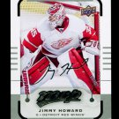 2015-16 MVP Hockey  Silver Script Parallel  #98  Jimmy Howard