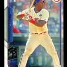 2015 Bowman Baseball  #137  Maikel Franco  RC