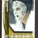 2013-14 ITG Between the Pipes  BTP  Complete Base Set of 150 cards  Goalie cards