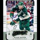 2015-16 MVP Hockey  Silver Script Parallel  #94  Ryan Suter