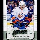 2015-16 MVP Hockey  Silver Script Parallel  #67  Johnny Boychuk