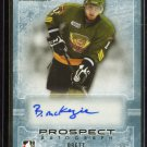2014-15 ITG Leaf Heroes & Prospects AUTOGRAPH  #12  Brett McKenzie  13/50