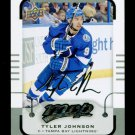 2015-16 MVP Hockey  Silver Script Parallel SP  #146  Tyler Johnson