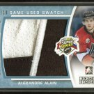 2014-15 ITG Leaf Heroes & Prospects Super Series PATCH  Alexandre Alain  3/20