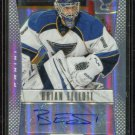 2012-13 Panini Rookie Anthology Prizm Refractor Autograph #7  Brian Elliott