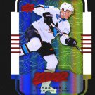 2015-16 MVP Hockey Colours and Contours #27  Tomas Hertl  Teal Level 3