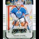 2015-16 MVP Hockey  Silver Script Parallel SP  #169  Grant Fuhr