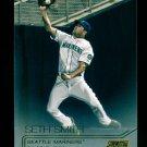 2015 Topps Baseball Stadium Club  GOLD Foil  #66  Seth Smith