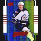 2015-16 MVP Hockey Colours and Contours #33  Mark Scheifele  Teal Level 3