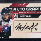 2010-11 ITG Heroes & Prospects Update Autograph  Andrej Nestrasil  #A-AN
