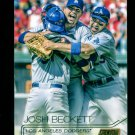 2015 Topps Baseball Stadium Club  GOLD Foil  #240  Josh Beckett