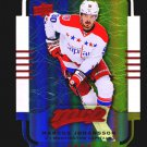 2015-16 MVP Hockey Colours and Contours #48  Marcus Johansson  Teal Level 3