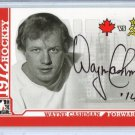ITG 1972 The Year in Hockey  Summit Series Autograph  #A-WC2  Wayne Cashman