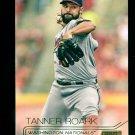 2015 Topps Baseball Stadium Club  GOLD Foil  #222  Tanner Roark