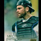 2015 Topps Baseball Stadium Club  GOLD Foil  #273  Mike Piazza