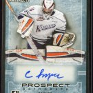 2014-15 ITG Leaf Heroes & Prospects AUTOGRAPH  #18  Connor Ingram  30/80