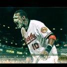 2015 Topps Baseball Stadium Club  GOLD Foil  #215  Adam Jones
