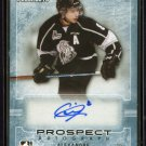 2014-15 ITG Leaf Heroes & Prospects AUTOGRAPH  #04  Alexandre Carrier  35/50